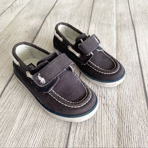 Sperry navy shoes